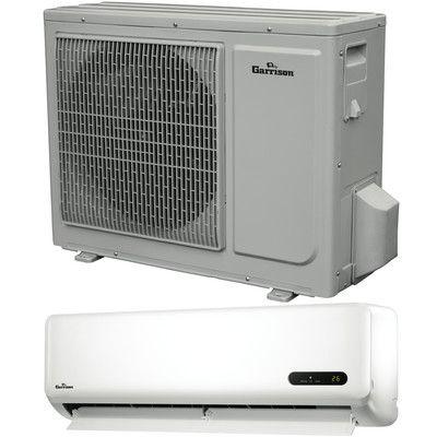 Garrison Ductless Mini Split Heat Pump 18000 BTU Air Conditioner with Remote