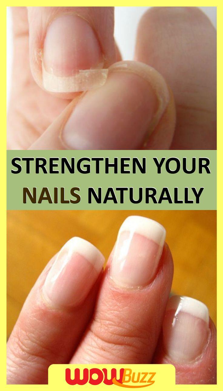 Natürliche Behandlungen zur Stärkung Ihrer Nägel – Nails