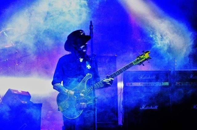 Motorhead's last show in Berlin (Dec 11,2015)