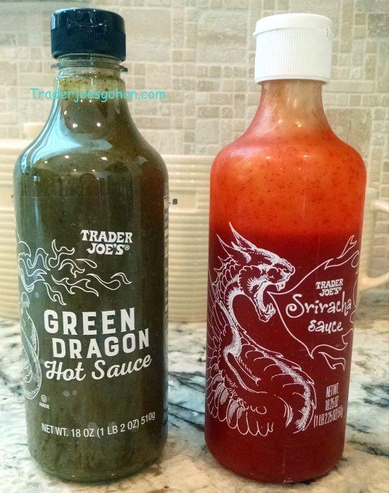 Trader joe s green dragon hot sauce recipe for Trader joe s fish sauce