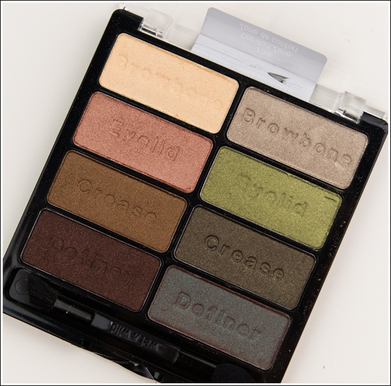 Wet 'n' Wild Comfort Zone Eyeshadow Palette Review, Photos, Swatches