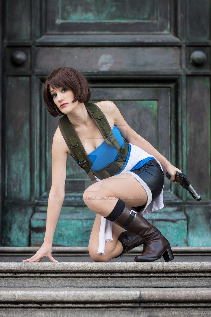 Resident evil jill valentine cosplay nude necessary