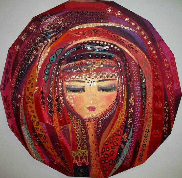 Canan Berber. Turkish art.