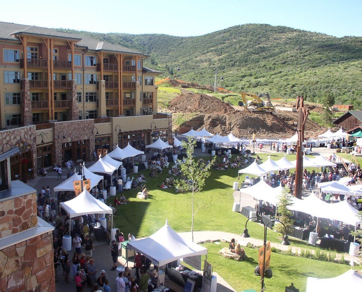 Saturday Grand Tasting - The Toast of Park City    Going with my oldest dearest friends as MOST of us turn 40...Can't wait! Bring on the wine!