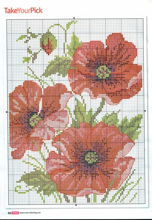 Gallery.ru / Фото #19 - Cross Stitch Crazy 168 октябрь 2012 - tymannost