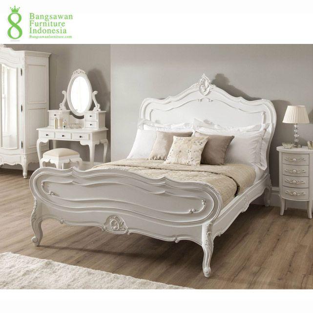 Jual Tempat Tidur Klasik Jepara