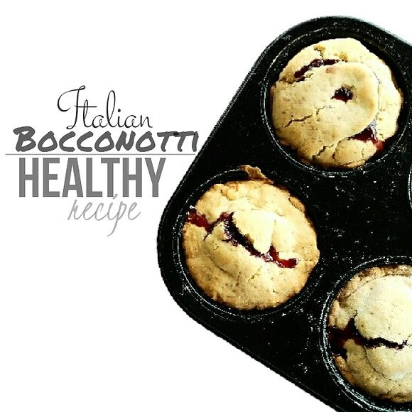 Italian Bocconotti with hazelnut cream- Healthy and easy