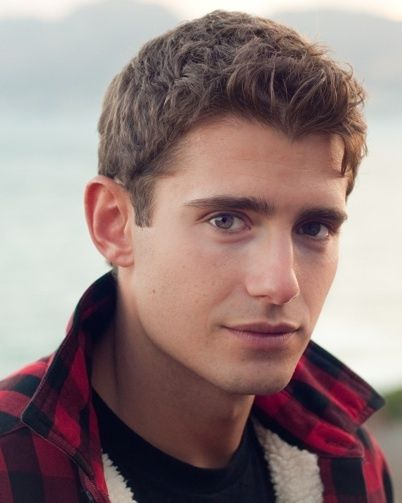 Julian Morris (Wren Kim / Wren Kingston) from Pretty Little Liars.Also,he played Prince Phillip in Once Upon A Time.
