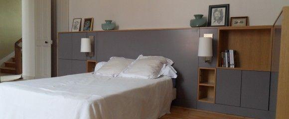 A2M http://www.osezlartisanat.fr/artisans/a2m/, #Agenceur, #Lit, #Chambre
