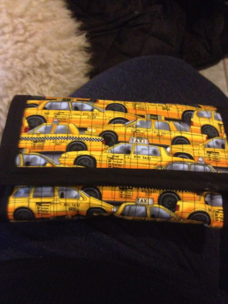 taxi wallet (outside)
