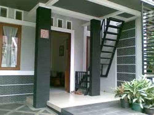 Ide desain untuk teras rumah minimalis