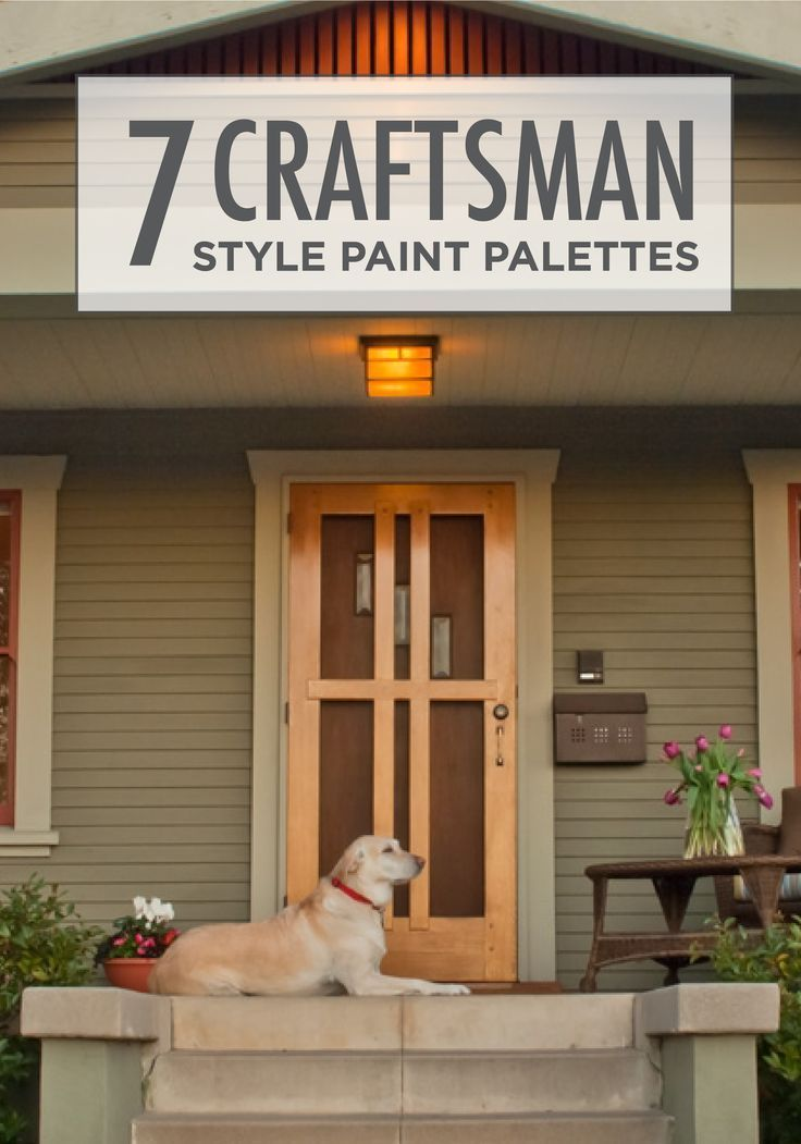 Craftsman Style Home Decorating Ideas: 1000+ Ideas About Craftsman Bungalows On Pinterest