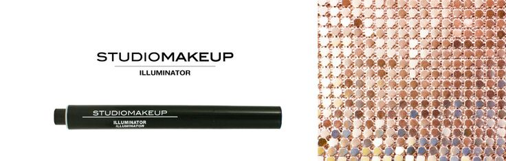 Applied to the right spots, an illuminator can make all the difference. #GoStudio #Studiomakeup www.studio-make-up.com