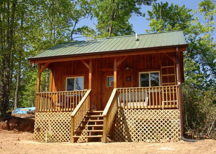 Best 25 cottage kits ideas on pinterest prefab cottages for Kit di cabina e cottage