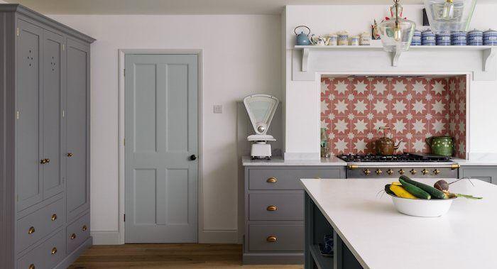 103 best la cuisine rêvée images on Pinterest Deco cuisine - adhesif pour plan de travail cuisine