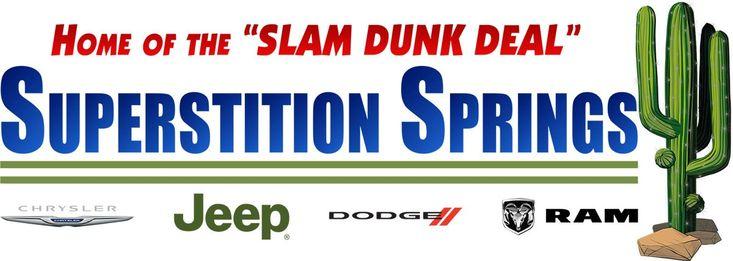 Great  Superstition Springs Chrysler Jeep Dodge Ram Mesa Az