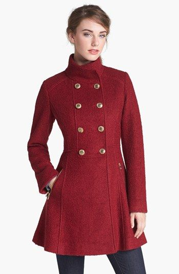 1000  images about • Red Coat • on Pinterest | Wool Red houses