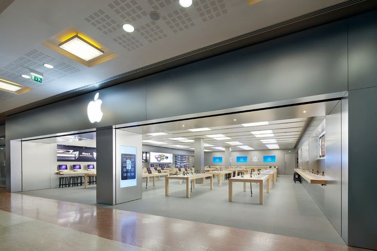 Vélizy 2 - Apple Store France - www.justiphone.fr