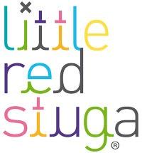 little red stuga