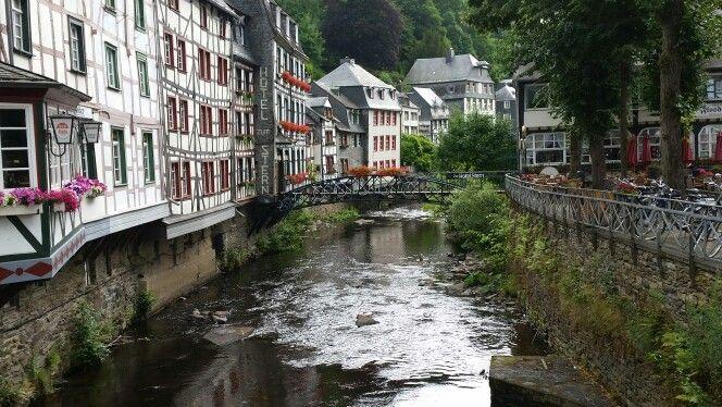 Monschau, Duitsland
