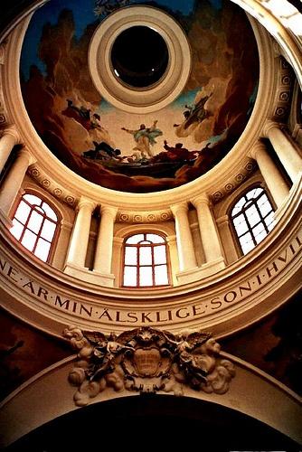 Gustav Vasa Church, Stockholm, Sweden.  Photo: geofheref via Flickr