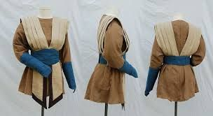 how to make a jedi costume (Star Wars Diy Costumes)