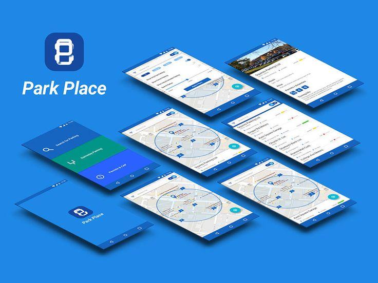 "Check out this @Behance project: ""Park Place Mobile App Design"" https://www.behance.net/gallery/46475617/Park-Place-Mobile-App-Design"