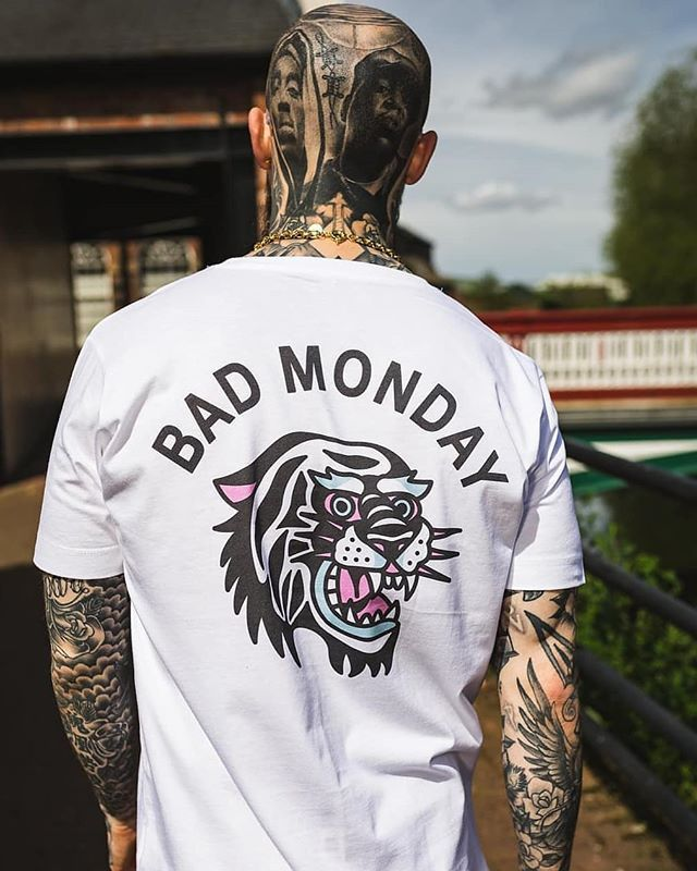 7637d66a9 Bad Monday Apparel | Tattoo Art Inspired Clothing Brand | Streetwear ...