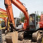 The mini used excavator is one of the most important used excavators. It is mostly used in a smaller space a...