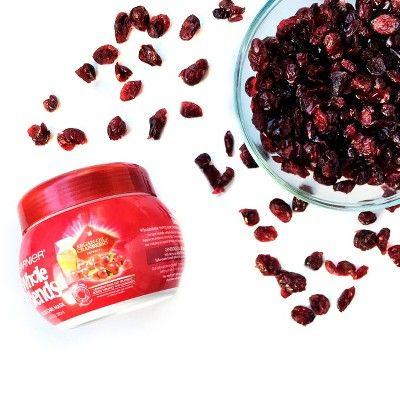 Garnier Whole Blends Argan Oil & Cranberry Extracts Color Care Mask - 10.1oz