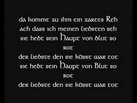 Die Streuner - Rabenballade (Lyric)