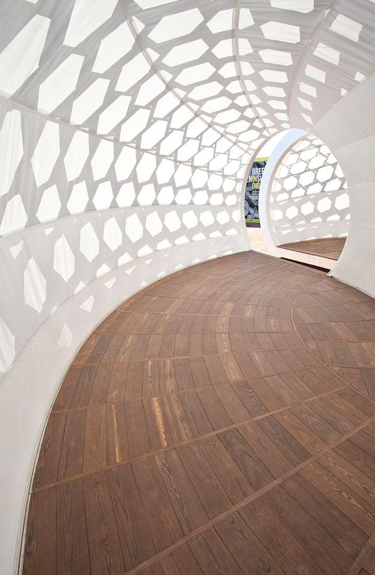 KREOD   Pavilion Architecture   Bustler