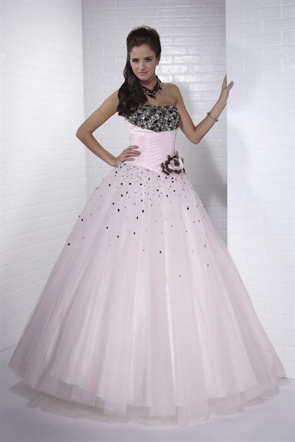 Tiffany 16868 at Prom Dress Shop