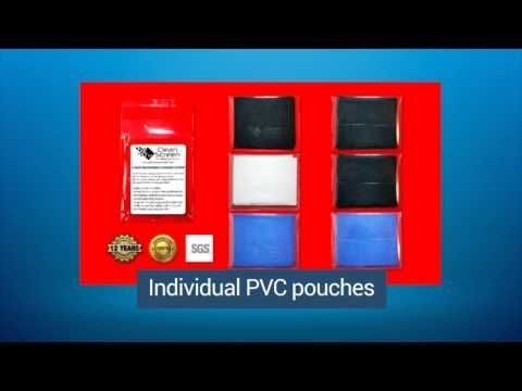 New CSW Microfiber 6-Pack See video and SAVE up to 5 usd