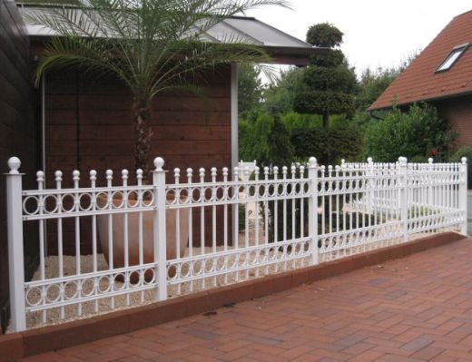 Wrought Iron Fence Panels Related