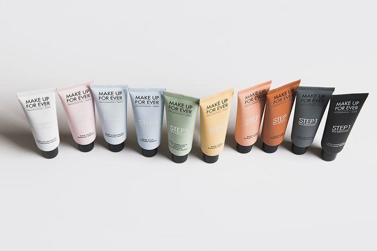 MAKE UP FOREVER Step 1 Skin Equalizer Primer: Mattifying Primer for Oily Skin