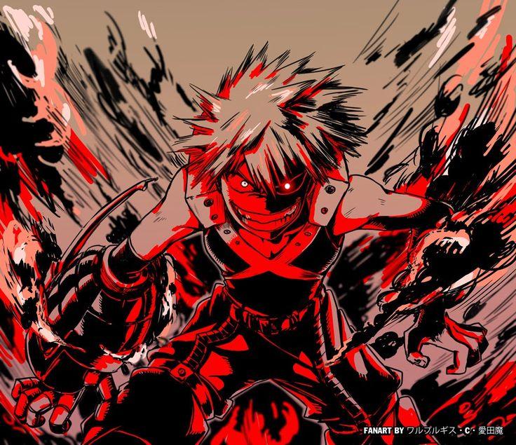 Boku no Hero Academia Chapter 036