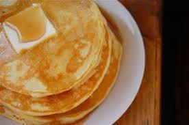 DIY pancake mix.