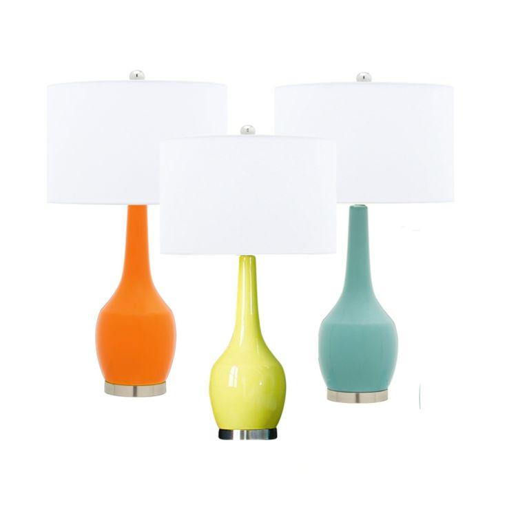 137 best Light It Up images on Pinterest   Lamp bases, Table lamp ...