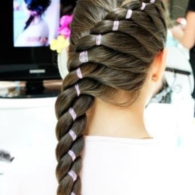 : French Braids, Hair Ideas, Braids Hairstyles, Long Hair, Braids Style, Ropes Braids, Hair Style, Twists Braids, Girls Hair