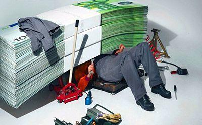 Психология богатства - использование правила рычага.