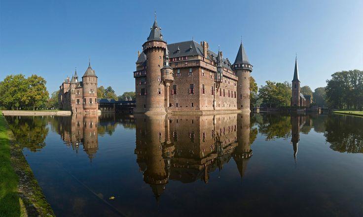 Diez castillos que no conoces y que te fascinarán - Castillo De Haar (Utrecht, Países Bajos) | Galería de fotos 6 de 11 | Traveler