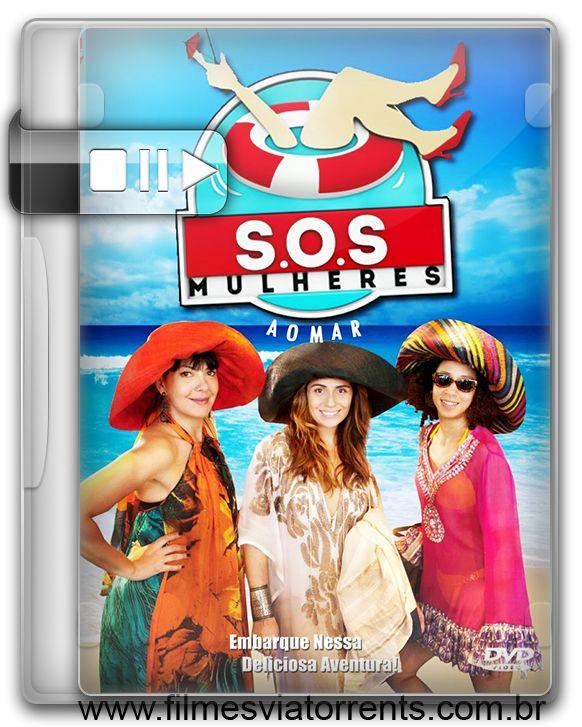 S.O.S – Mulheres ao Mar - CO-RO Nacional (2014) 1h 36Min Gênero: Comédia | Romance Ano de Lançamento: 2014 Duração: 1h 36Min IMDb: 6.3 Assisti 11/2015 – MN 4/10 (No Pin it)