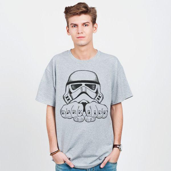 DarkSide - t-shirt męski w artiglo na DaWanda.com