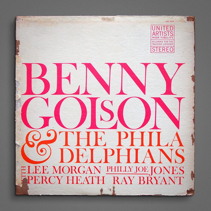 "Started in mid-2012, Typophonic as an amazing collection that will inspire any typophile who appreciates letterforms and music alike. Masterminded by Shawn Hazen, a graphic designer himself whose career spans across many platforms, it's a collection of ""typographically driven 12-inch record covers from the 1950s through the 1980s. Some of the sleeves are type-only and some use type as a key element of the design. They're all unique and speak to what was special about this area of design that…"