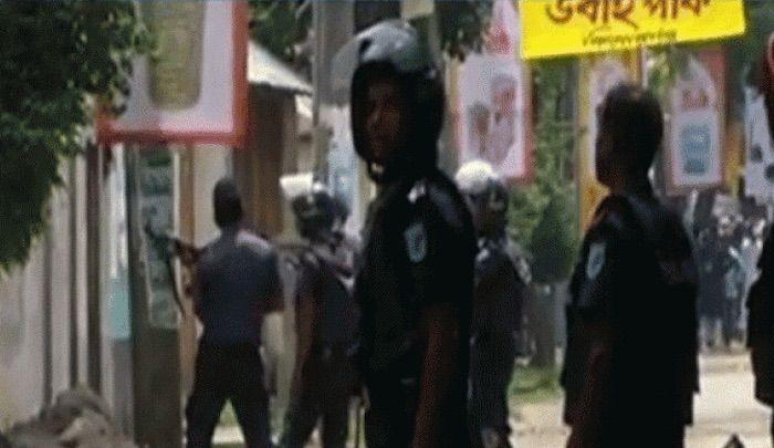 Bangladesh: Jihadis bomb Eid prayers, hack policeman to death