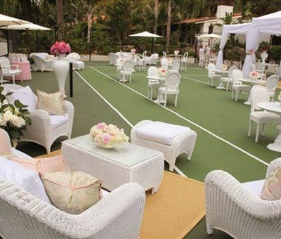 Party on the Court (tennis).