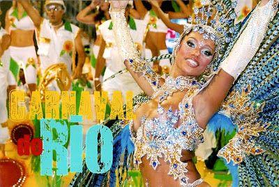 BRAZIL (Rio de Janeiro) - The Carnival in Rio de Janeiro