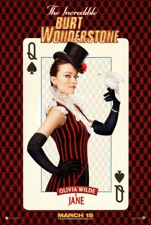 The Incredible Burt Wonderstone Poster - #115408