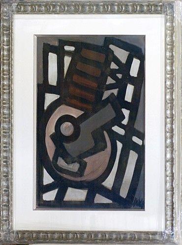 Markey Robinson 'Still Life with Guitar' #art #StillLife #guitar #painting #MarkeyRobinson #DukeStreetGallery